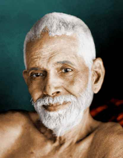 Ramana Maharshi - the way for happiness